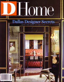 D HOME MAGAZINE - MAY/JUNE 2009 COVER