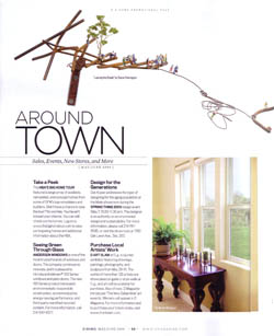 D HOME MAGAZINE - SCULPTURE Pg.54